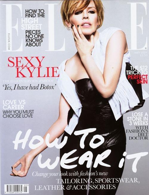 40-летняя Кайли рассказала «Elle», что анти-возрастные процедуры помогают ей оставаться молодой и красивой.